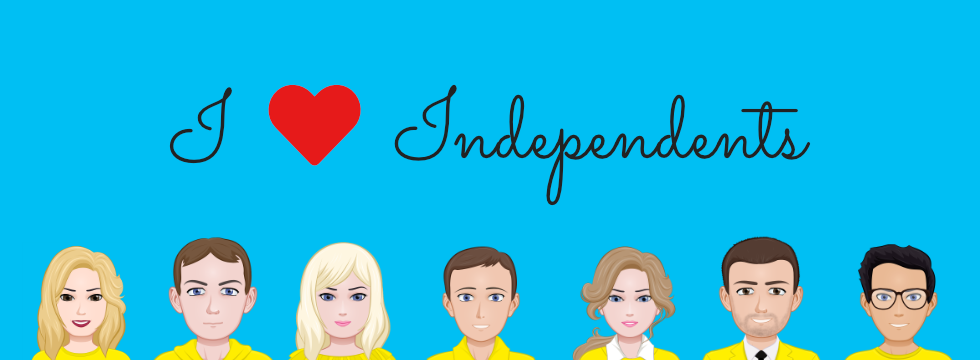 I Love Independents